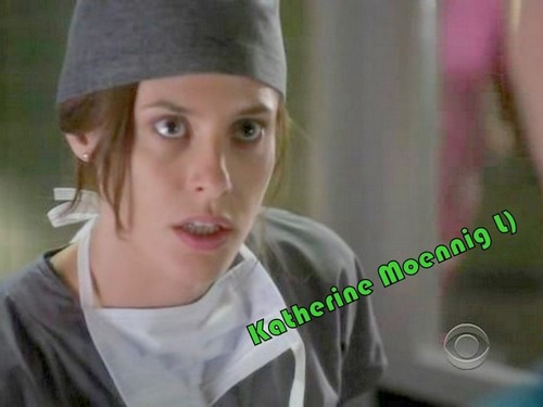 Kate on Three rivers - katherine-moennig Fan Art