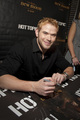 Kellan @ Boston - twilight-series photo