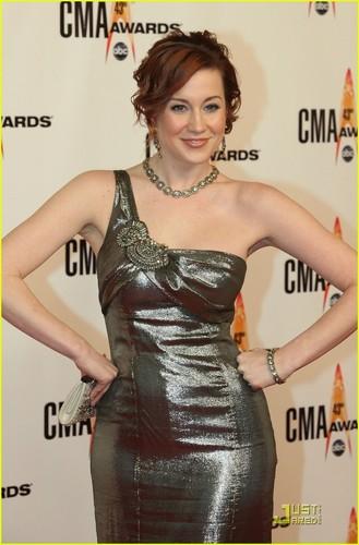 Kellie @ 2009 CMA Awards