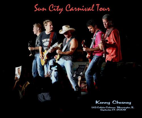 Kenny at US Cellular Coliseum