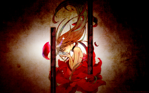 키스 of the Crimson Rose