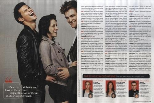 Kristen Stewart - Magazine scans