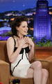 Kristen on Conan - twilight-series photo