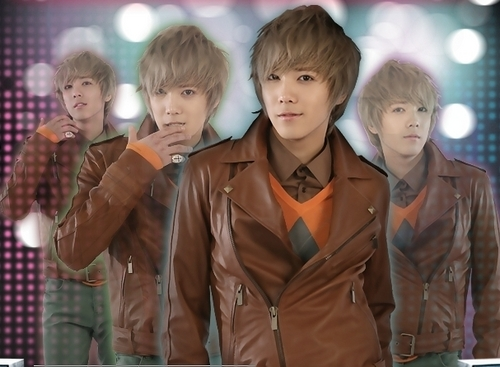 F.T. Island wallpaper possibly containing a green beret, affatica, and fatiche titled Lee hong gi