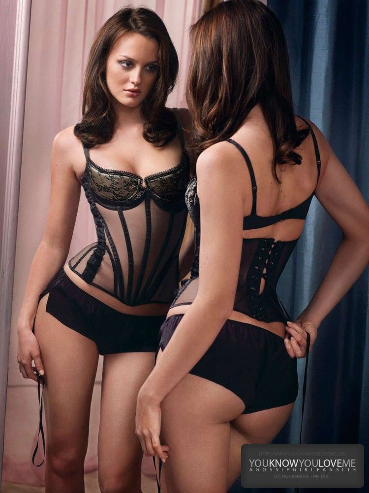 Leighton meester quot gq quot magazine hq gossip girl photo 9036874