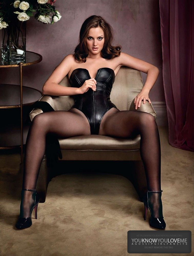 "Leighton Meester - ""GQ"" Magazine (HQ) - Gossip Girl Photo ..."