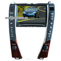 Lexus ES350 GPS Navigation DVD System With 7inch HD Monitor