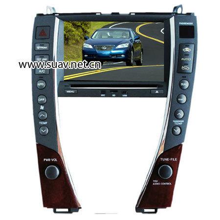 lexus images lexus es350 gps navigation dvd system with. Black Bedroom Furniture Sets. Home Design Ideas
