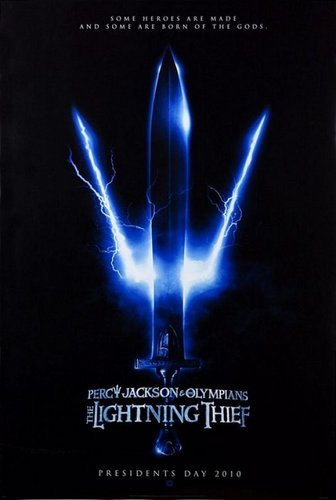 Lightning Thief Poster