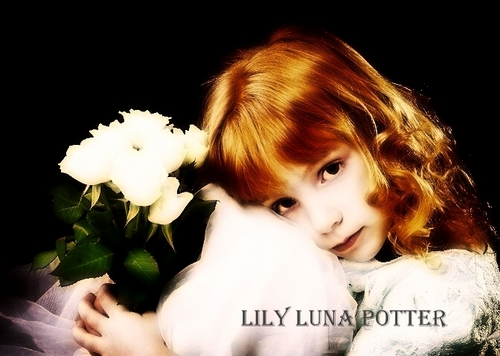 The Potter Kids - The new kids from Harry Potter Fan Art