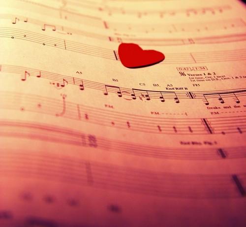 प्यार of संगीत
