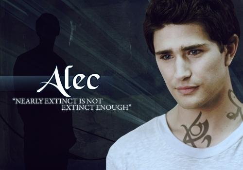 M I - Alec Lightwood