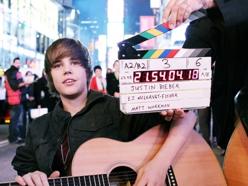 MTV Featured Artist: Justin Bieber