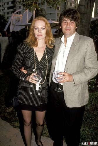 Marg @ 43rd Annual Emmy Awards - Pre-Emmy Award Gala [August 20, 1991]