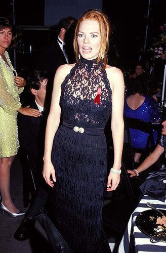Marg @ 43rd Annual Primetime Emmy Awards [August 25, 1991]