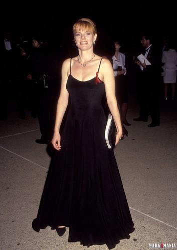 Marg @ 44th Annual Primetime Emmy Awards [August 30, 1992]