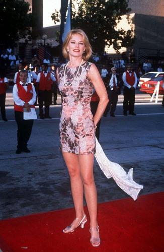 Marg @ 47th Annual Primetime Emmy Awards [September 9, 1995]