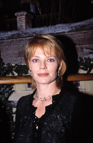 Marg @ Opening Night for 'What's Wrong with This Picture' Party [December 8, 1994]