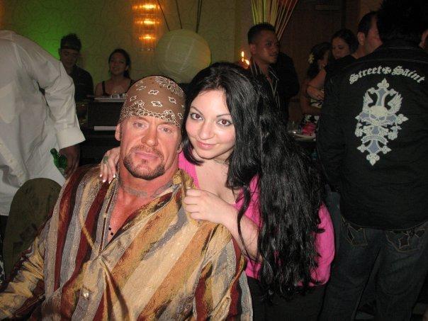 Mark calaway and sara