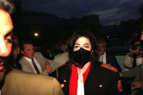 Masked Mike