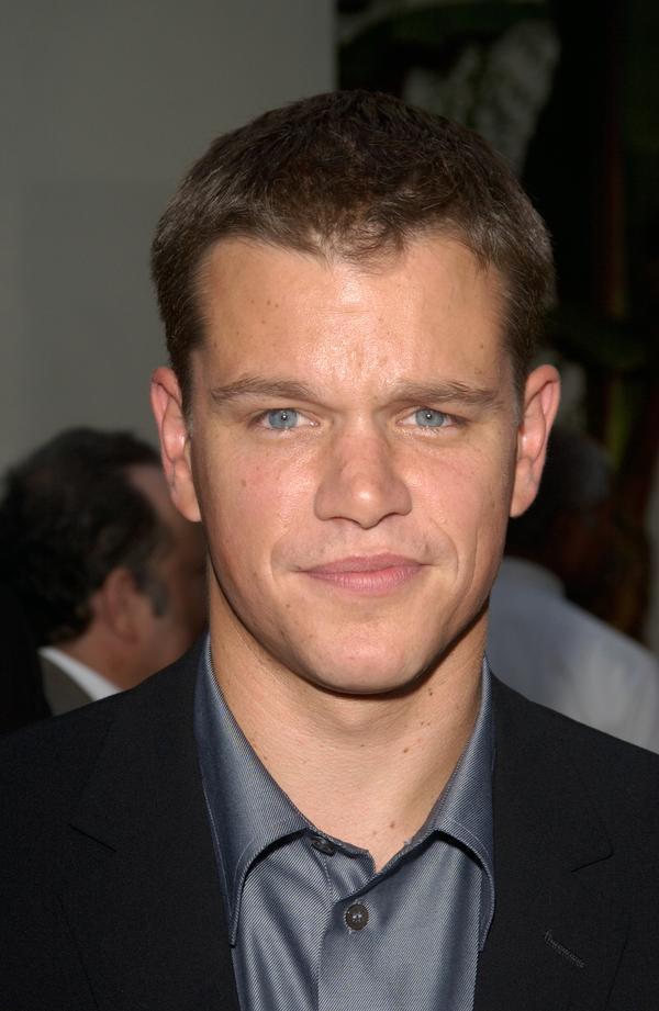 Matt Damon - Matt Damo...
