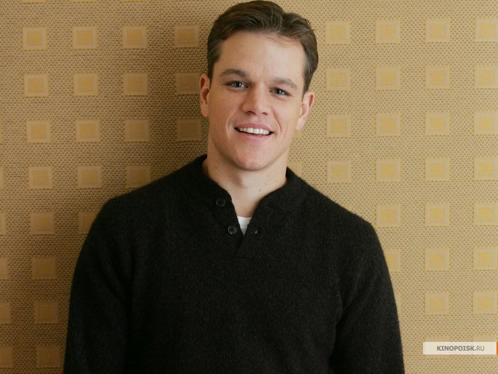 Matt Damon - Matt Damon Wallpaper (9040317) - Fanpop Matt Damon