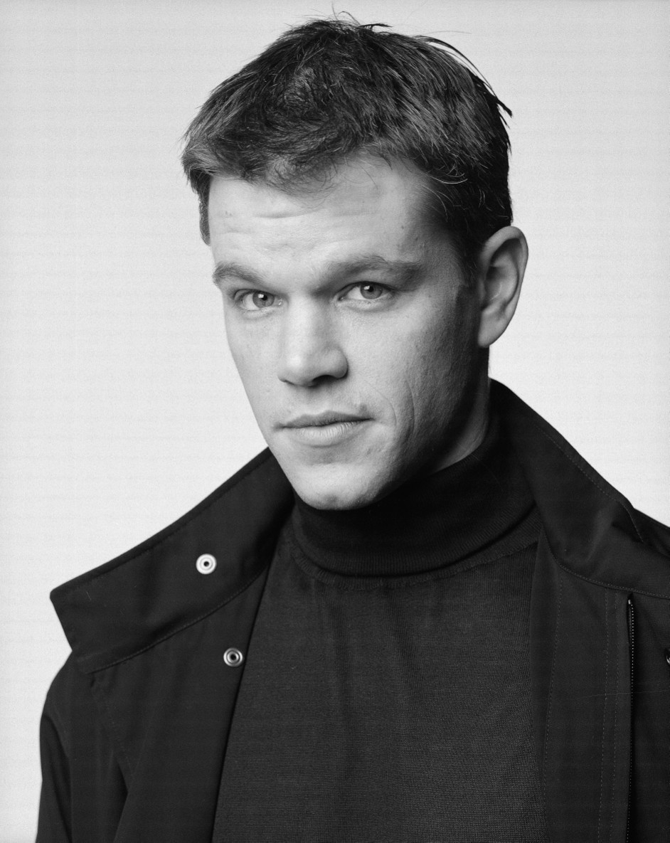 Matt damon matt damon photo 9040684 fanpop for Matt damon young