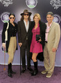 Matthew Gray Gubler & Paget Brewster - Breeders' Cup World Championship 2009 - criminal-minds photo