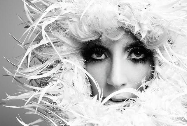 Max Abadian Photo Shoot For Flare Magazine - lady-gaga photo