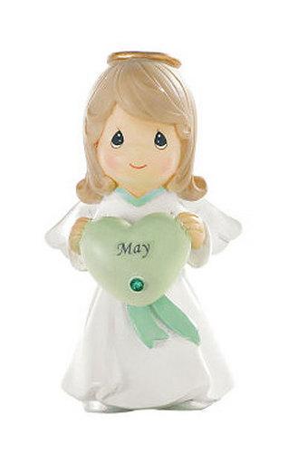 May Angel Birthstone