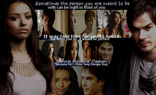 Meant to be - damon-and-bonnie Photo