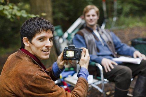 Merlin Cast चित्रो