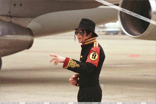 Michael Jackson, Amsterdam