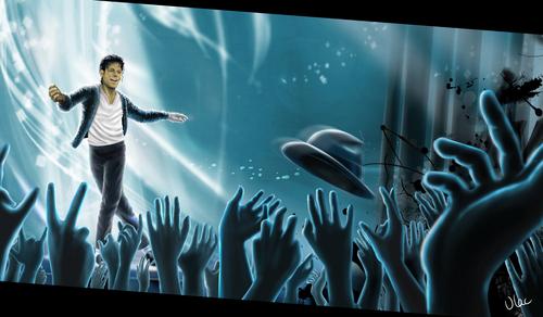Michael Jackson`s Fedora