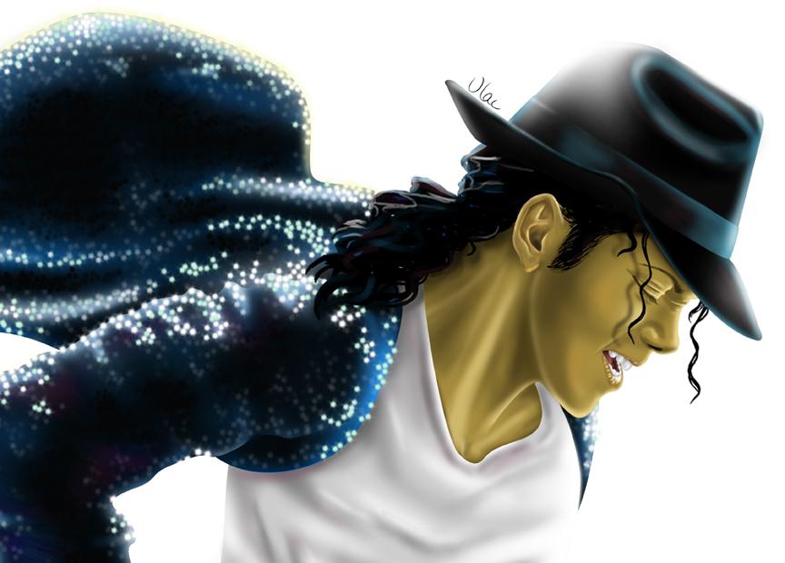 Michael Jackson`s Portrait