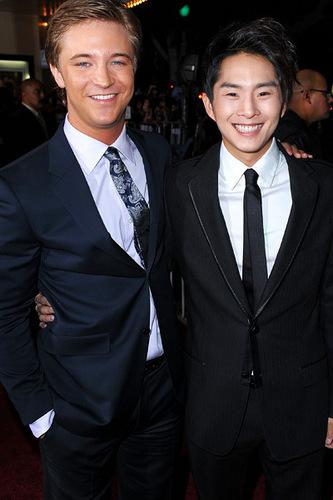Michael & Justin