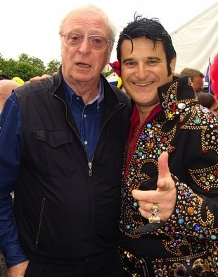 Michael Meets Elvis !