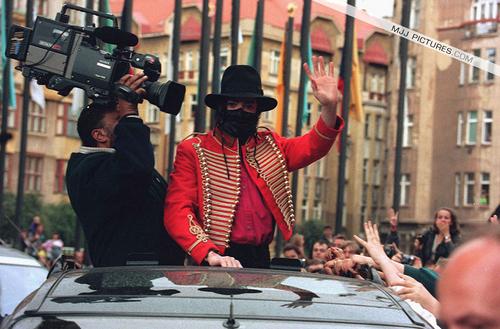 Michael - Prague