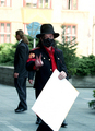 Michael - Prague - michael-jackson photo