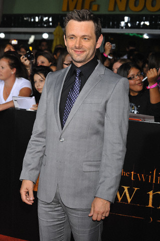 Michael Sheen at the New Moon premiere