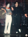 Michael with Marcel  - michael-jackson photo