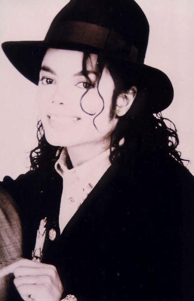Mike Black & White