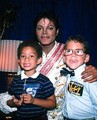 Mike & Buds - michael-jackson photo