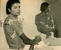 Mike In The Mirror - michael-jackson photo