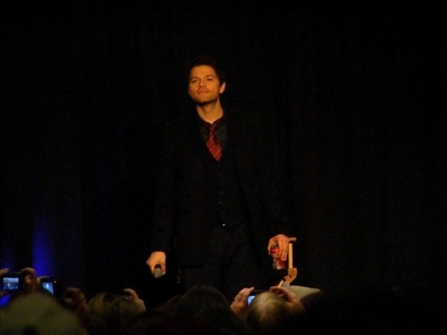 Misha at Chicago Convention 2009