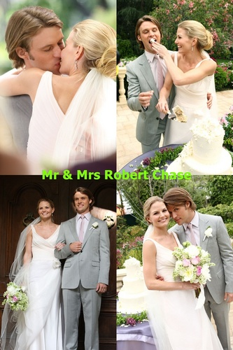 Mr and Mrs Chase