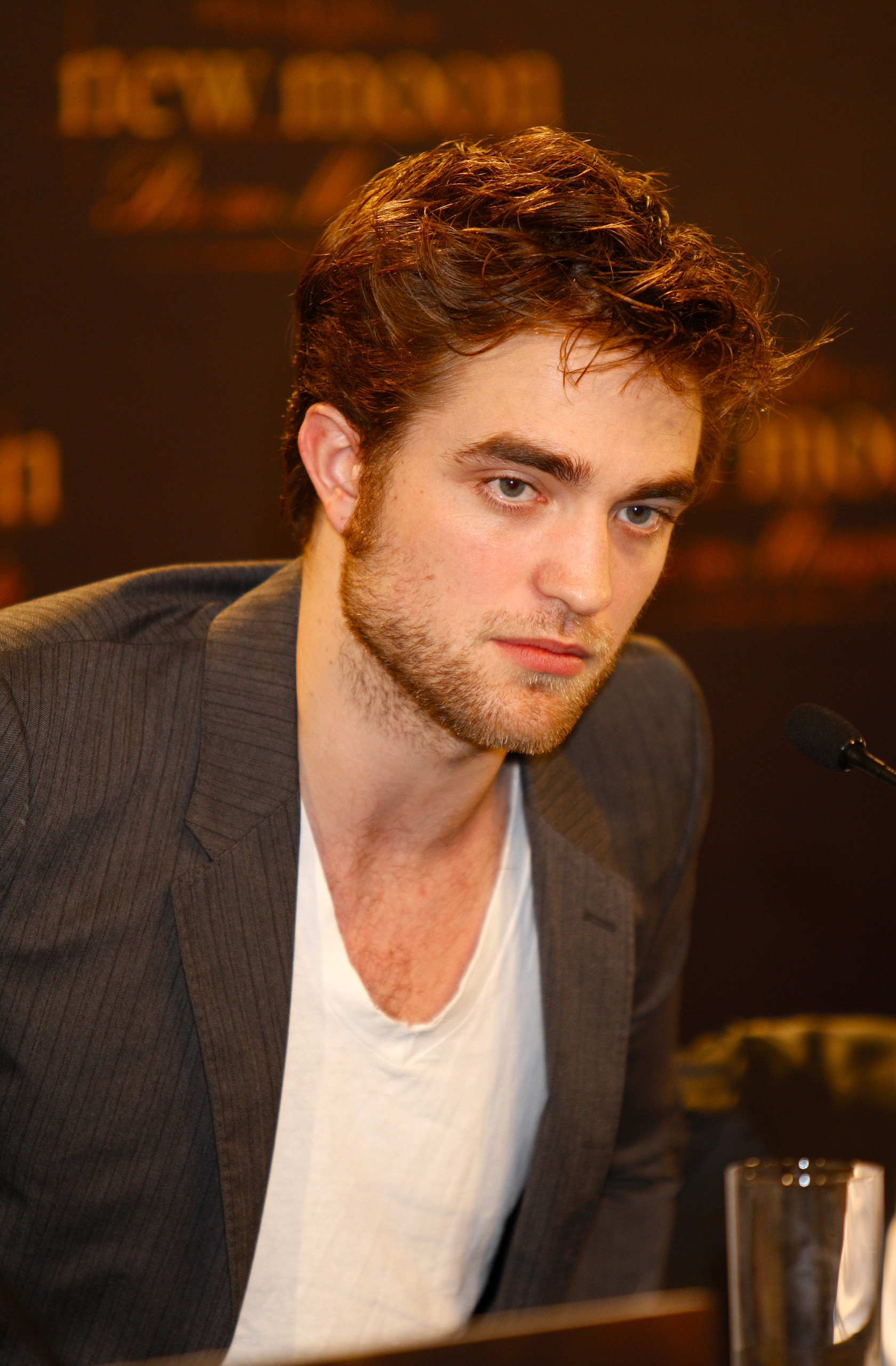 Munich Press Conference - HQ Pictures