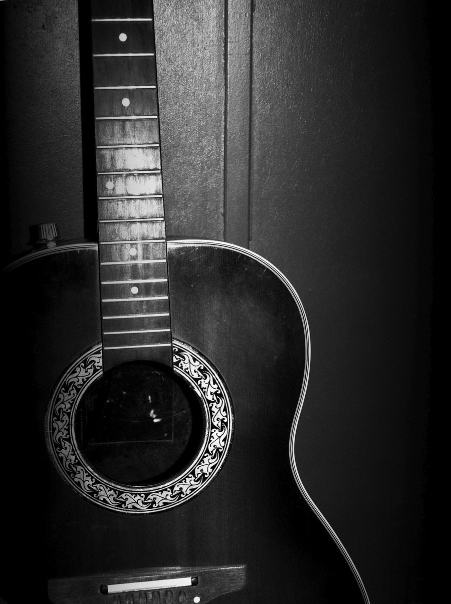 Photography my guitar