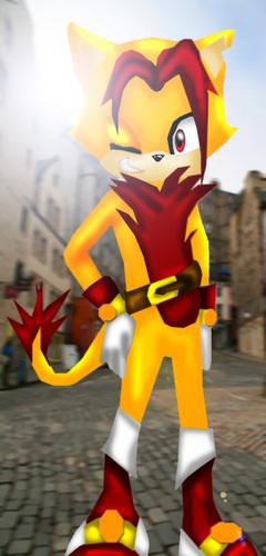 Myzak the Cat