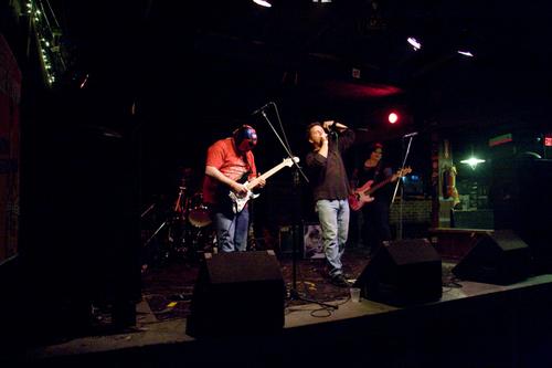 New Brookalnd Tavern, Oct 21